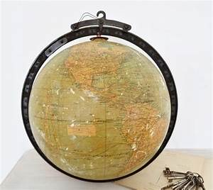 Etsy Finds: 1920s Hanging Globe Handmade Charlotte