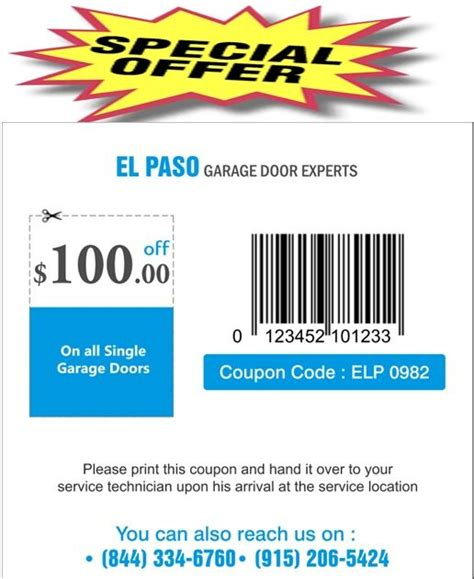 single garagedoorinstallation el paso
