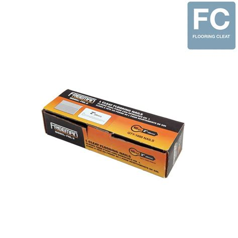 home depot flooring nails powernail 1 1 2 in x 16 gauge powercleats hardwood flooring nails 1000 pack l 150 16 the