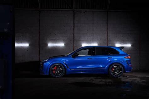 Official Techart Magnum Sport Porsche Cayenne Gtspirit