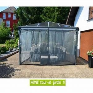 Toile Pour Tonnelle 3x3 : moustiquaire pour tonnelle moustiquaire tonnelle 3x3 ~ Melissatoandfro.com Idées de Décoration