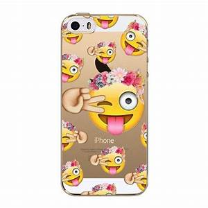 Phone Case Cover For iPhone 5 5S SE Ultra Soft Silicon ...