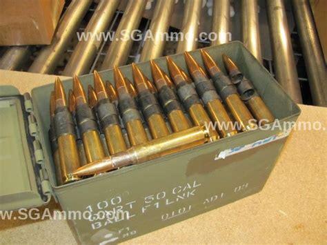 50 Cal Bmg Ball F1 Linked Adi M33 661
