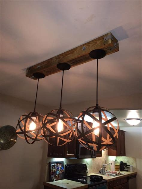 great diy light fixtures  repurposing