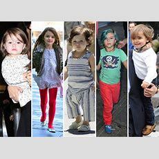 Stylish Celebrity Kids 2012  Popsugar Moms