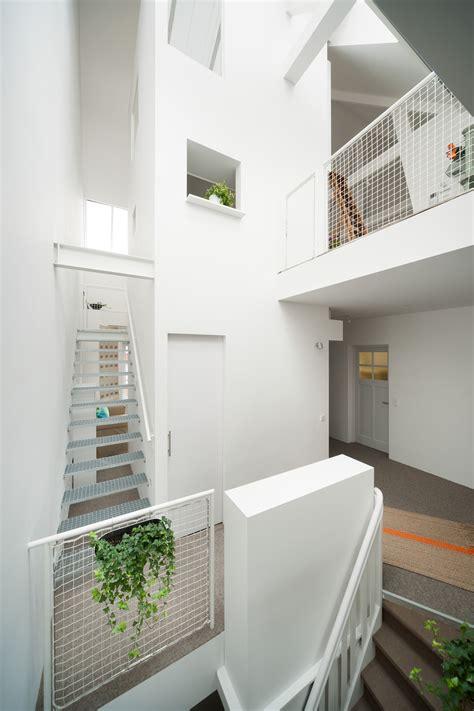 unique modern attic duplex apartment  amsterdam