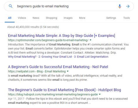 On Search Engine Rankings - the 10 essential seo ranking factors you need to rank 1