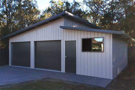 Garage Shed : Skillion Roof Sheds And Garages
