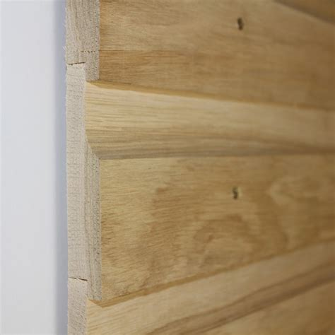 Buy Shiplap Cladding by Air Dried Oak Shiplap Cladding Buy Profiled Cladding