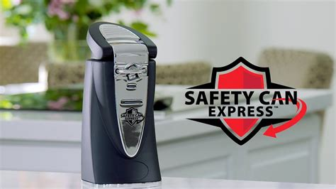 Safety Can Express 🥫 - YouTube