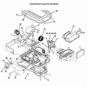 Caravansplus  Spare Parts Diagram - Dometic B3254