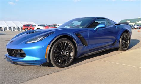 Part Two First Ever Production 2018 Chevrolet Corvette