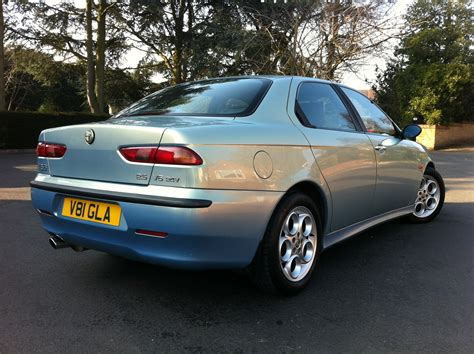 Alfa Romeo 156 2.5 V6 24v 4dr Full Leather / Full Service