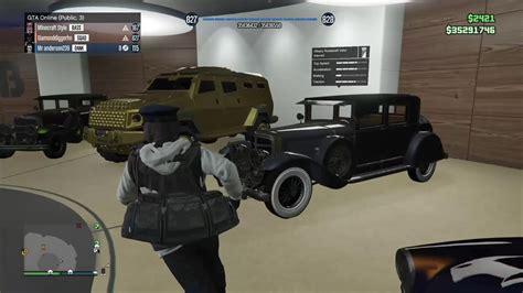 Gta V 60 Car Garage gta v import export 60 car garage showcase