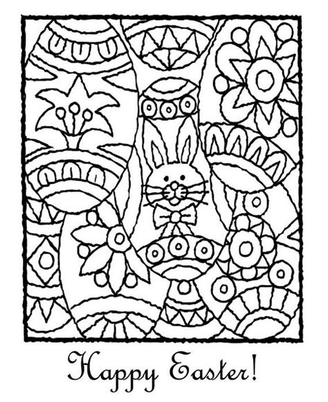 easter holiday coloring pages for kids holiday ideas for