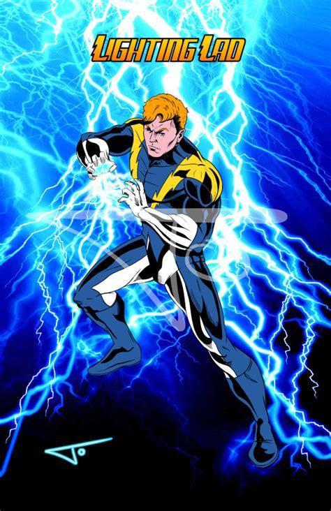 197 lightning lad by bielero on