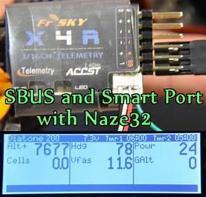 How To Setup Sbus  Smartport Telemetry