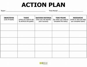 Action Plan Template Vnzgames