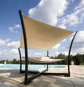 Outdoor Canopy Hammock Bed