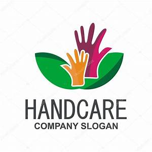 hand care symbol logo soap hand sanitizer natural healthy With hand sanitizer with company logo