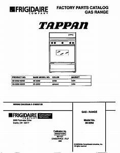 Tappan Tappan Gas Range