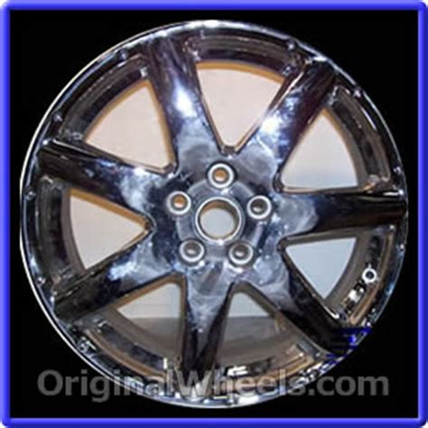 oem 2011 chevrolet malibu used factory wheels from