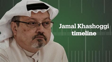 timeline  jamal khashoggis disappearance trt world