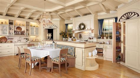 luxury country kitchens country kitchen custom made with automation systems luxury 3906