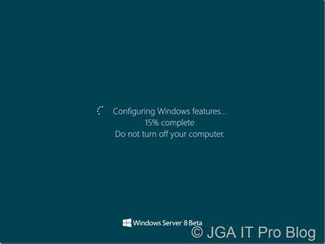 r erver si e air windows server 2012 convertir server gui a server