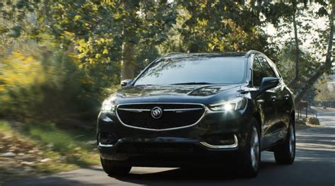 2018 Buick Enclave Ad Spot Is All About Yes  Gm Authority