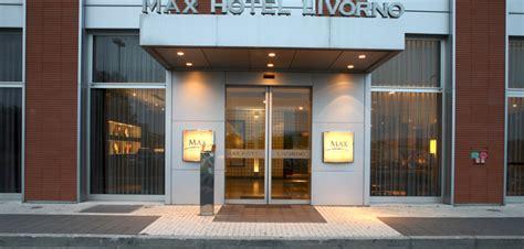 Ingresso Albergo Max Hotel Livorno Handy Superabile