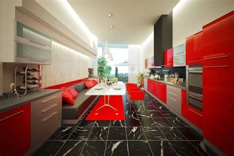 briliant design white kitchen interior decosee com