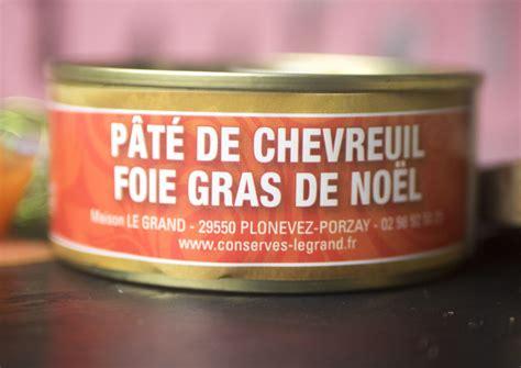 pat 233 de chevreuil foie gras de no 235 l charcutier olivier le grand plon 233 vez porzay
