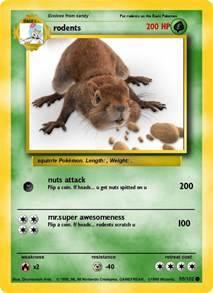fake pokemon cards