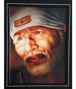 Tjar Sai baba Face Painting: Buy Tjar Sai baba Face
