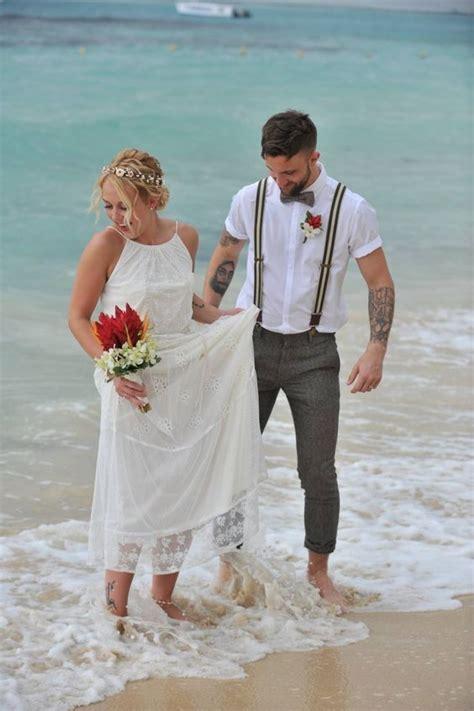 30 Beach Wedding Groom Attire Ideas Beach Wedding