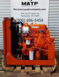 Detroit Diesel 353n Engine Model 5033