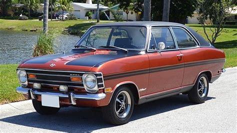 1969 Opel Kadett For Sale by Opel Kadett For Sale Hemmings Motor News