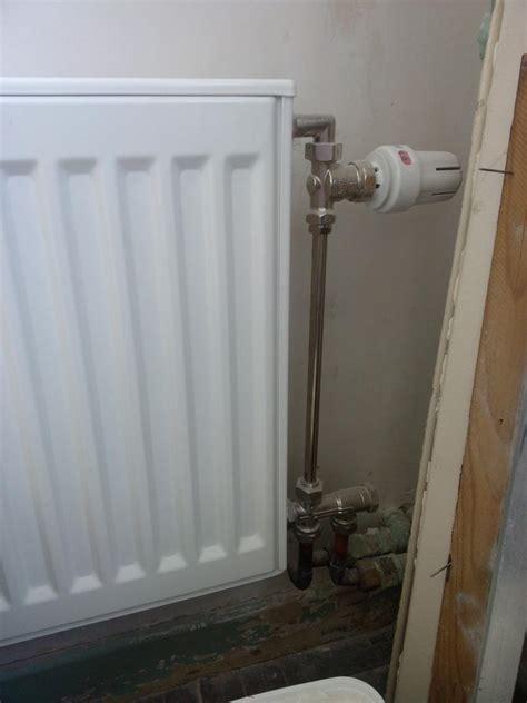 d 233 monter un radiateur 233 quip 233 d un bypass