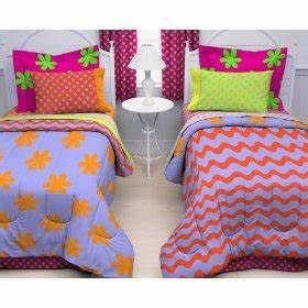 Little Missmatched Kooky Flowers Bed Set Funky Teen or