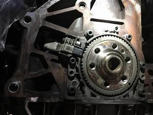 Replacing G28 Engine Speed Sensor On Common Rail  Cbea