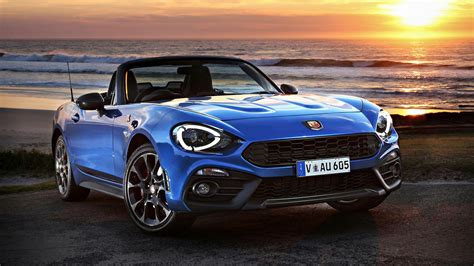 Review  2018 Fiat Abarth 124 Spider Review