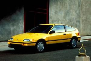 Honda Civic Si Through The Years  History Of The Front