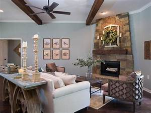 Fireplaces on Pinterest Stone Fireplaces, Mantles and Beams