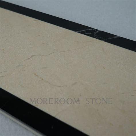 polished marble border tiles beige marble