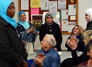 The Day - New London forum on refugee resettlement ...
