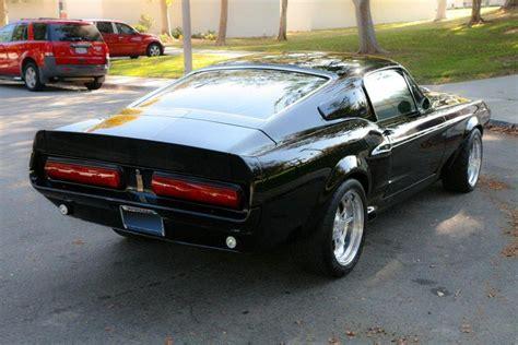 ford mustang custom fastback