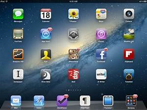 Weekend iPad Wallpapers – Mountain Lion Galaxy Wallpaper ...