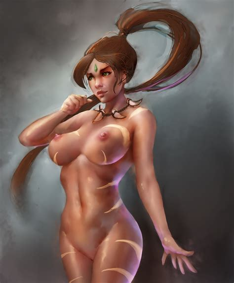 nidalee archives lol hentai porn league of legends xxx