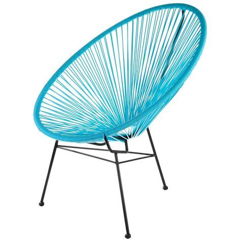 la chaise longue aix fauteuil acapulco turquoise la chaise longue